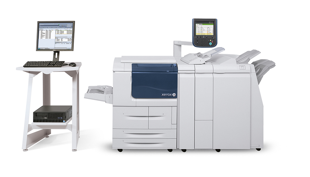 Xerox® D125 Copier/Printer